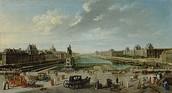 Paris in 1763