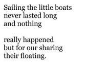 Poetry/ Lyrical