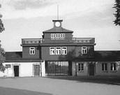 Buchenwald Front Gate