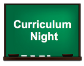 Mr. Deris' 2nd Grade Curriculum Night For Parents 9/20/16 5:30-6:00pm