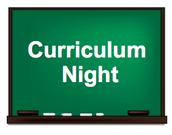 Mr. Deris' 2nd Grade Curriculum Night For Parents 9/20/16 5:30-6:00pm
