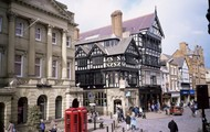 if i could go anywhere i would go to Cheshire england