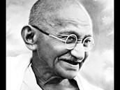 Gandhi's a Hero!!
