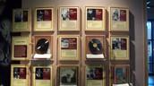 Texas Music-Austin Exhibit