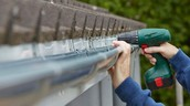 Eavestrough Repair and Installation