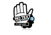 Do you and others around you a favor and take the pledge to never text and drive!