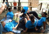 Team Bulding near Killeen at Discovery Retreat