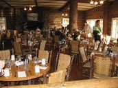 Old Faithful Dining Room