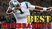 Celebrations in sports