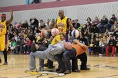 HARLEM WIZARDS vs. MILAN ALL STARS