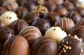 Des chocolats Belges