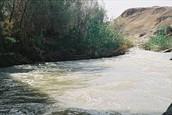 נהר הירדן לאחר הלחימה