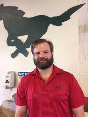 Mr. Addison, 7th grade Principal