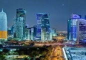 A view of Qatar