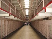Alcatraz interior