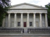 The Second Bank of the United States.