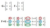 Matrices: Add & Subtract