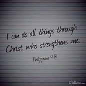 Anything is Possible With God