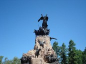 El Cerro de la Gloria