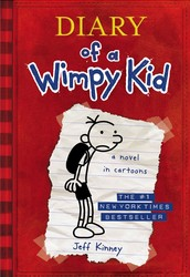 This is a sequal to the Diarey of a wimpy kid seris