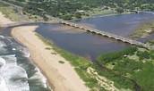 Mhalanga Estuary, South Africa