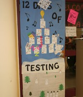 Mrs. Korba's Winning Door