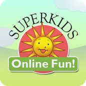 Superkids Website