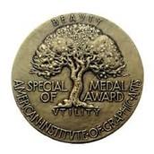 Winner of the Designer of the Year Award 2013 & 2014