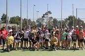 Trevor Barker Sports Camp