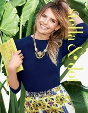 Is winter giving you the blues? Come inject a splash of color into your wardrobe with Stella & Dot's spring line.