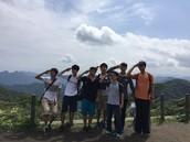 Hiking squad
