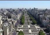 Hace mucho sol en Buenos Aires.