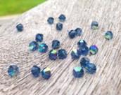 Montana Blue Stardust (10 mini crystals)