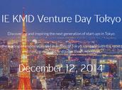 IE KMD Venture Day Tokyo