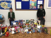 THE LINK FOUNDATION CHRISTMAS TOY APPEAL