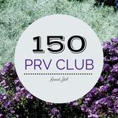 $150+ PRV