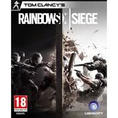 PC DVD Tom Clancy's: Rainbow Six Siege