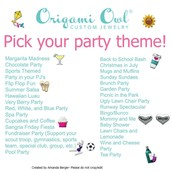 Pick your party theme....