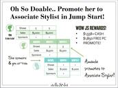 Associate Stylist in Jumpstart? YES PLEASE!