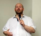 Special Guest Speaker - Paul Nicholls Executive Co-ordinator