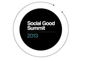 The Social Good Project is part of the global Social Good Summit 2013