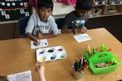 Aboriginal Dot Art: Kindergarten Style