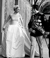 1956  Marriage Grace Kelly