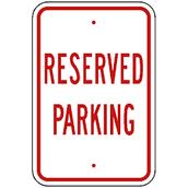 "Cart ""parking spaces"""