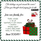 TRAINING EVENT…EARN $1000 before Christmas