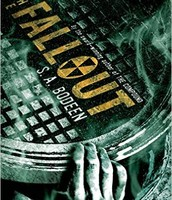 This is the cover of the second book in the series.