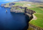 See the Cliffs of Moher with Hotel Clybaun
