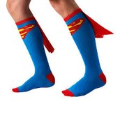 Superman calcetines