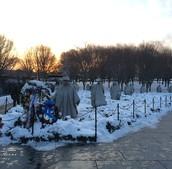 Memorial de Veteranos de Guerra de Corea
