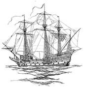 Hernando's ship